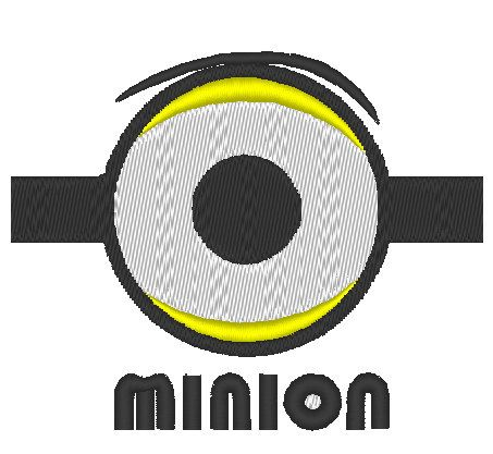 Hey, I found this really awesome Etsy listing at https://www.etsy.com/listing/188367182/minion-despicable-me-embroidery-design