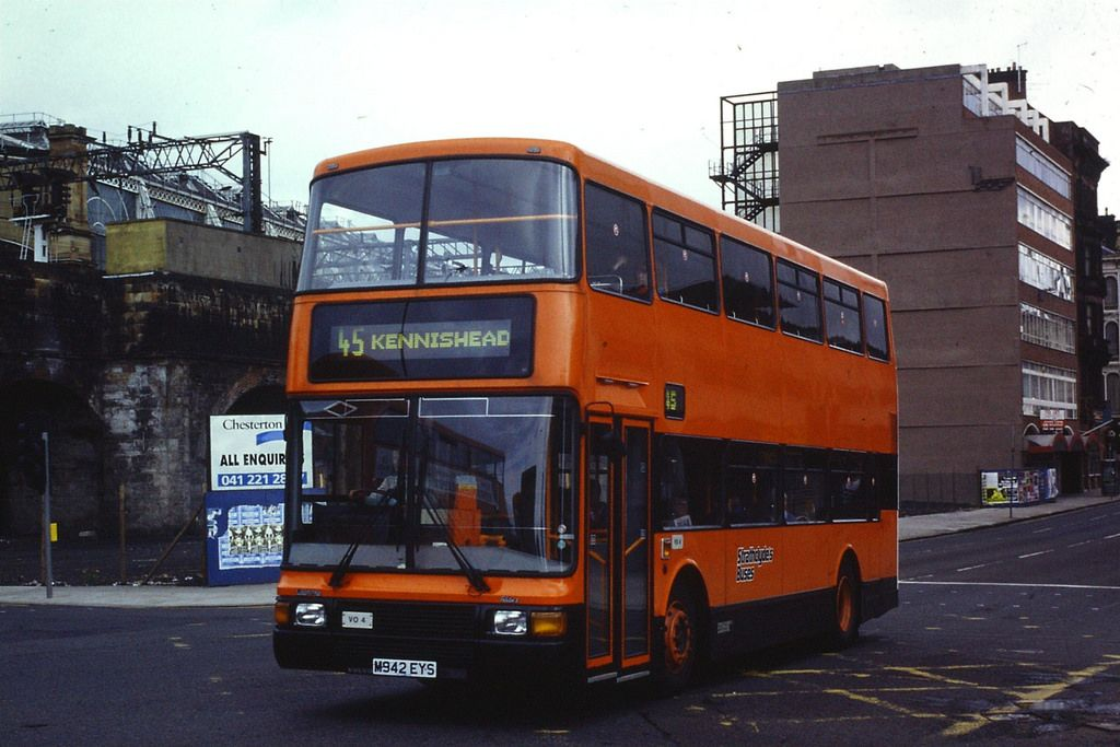 Image result for strathclyde buses | Buses | Double decker