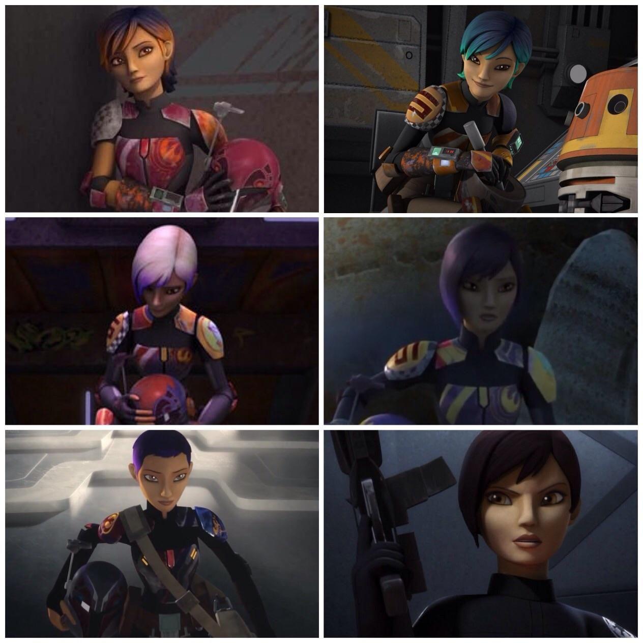 Pin by Sam on MandoStuff | Star wars rebels characters ...