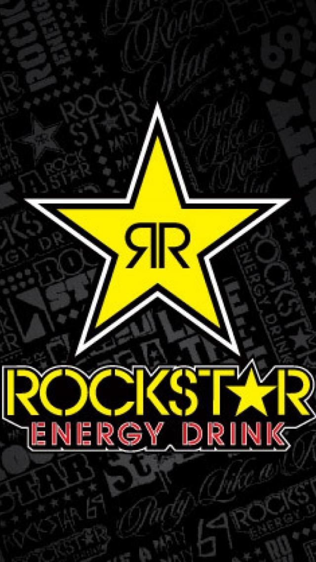 Energy Drink Mobile Wallpaper Iphone Monster Rockstar Drinks