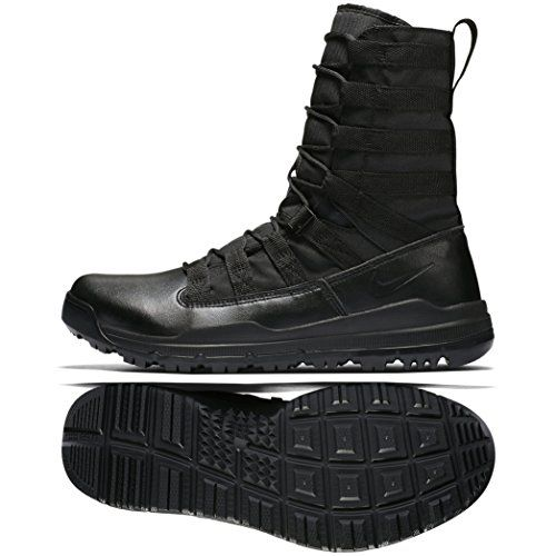 c02a3128cf743 Nike SFB Gen 2 8 922474001 Triple Black Second Generation Mens Boots 10 --  Visit the image link more details. (This is an affiliate link)  HashTag3