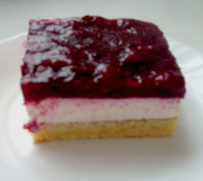Fantakuchen Mit Roter Grutze Rezept Fantakuchen Kuchen Und Torten Rezepte Kuchen Und Torten