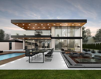 Villa C by Ng architects