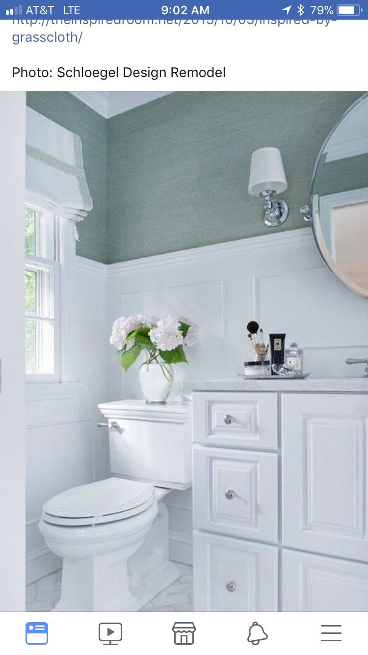 Powder Room By Amy Kartheiser Design: Pin By Amy Hendrix On New House