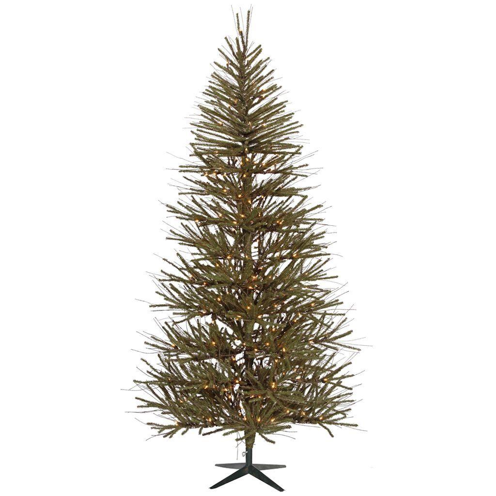 vickerman vienna twig pre lit christmas tree christmas trees at hayneedle - Amazon Christmas Trees