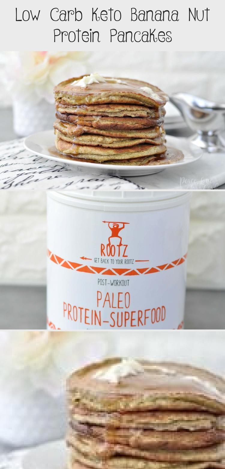Quick and easy low carb pancakes, made with protein powder. Blend these Low Carb Keto Banana Nut Protein Pancakes to get them nice and fluffy. #PancakeIdeas #BisquickPancake #PancakeRecette #PancakeRicetta #BreakfastPancake #proteinpowderpancakes Quick and easy low carb pancakes, made with protein powder. Blend these Low Carb Keto Banana Nut Protein Pancakes to get them nice and fluffy. #PancakeIdeas #BisquickPancake #PancakeRecette #PancakeRicetta #BreakfastPancake #proteinpowderpancakes