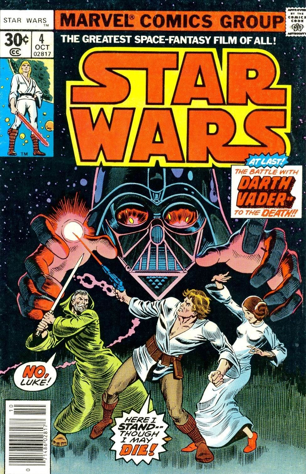 Star Wars Tie Fighter #5 Marvel Comics 2019 VF//NM