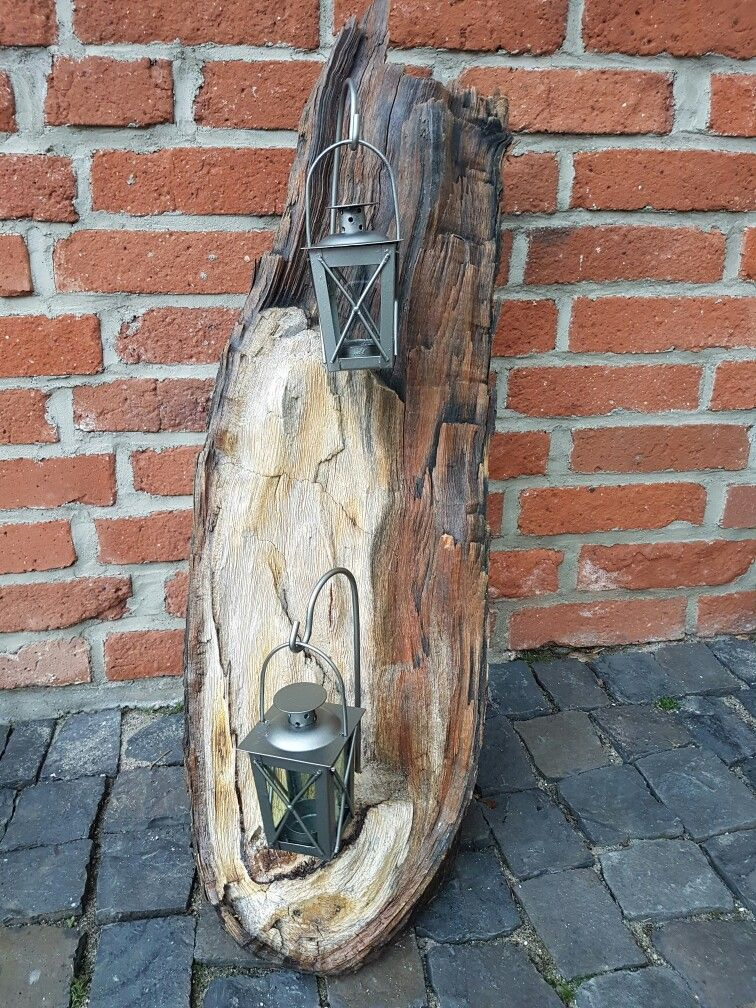 Deko Holz Stamm Apfelbaum 80 Euro Deko Holz Apfelbaum Deko