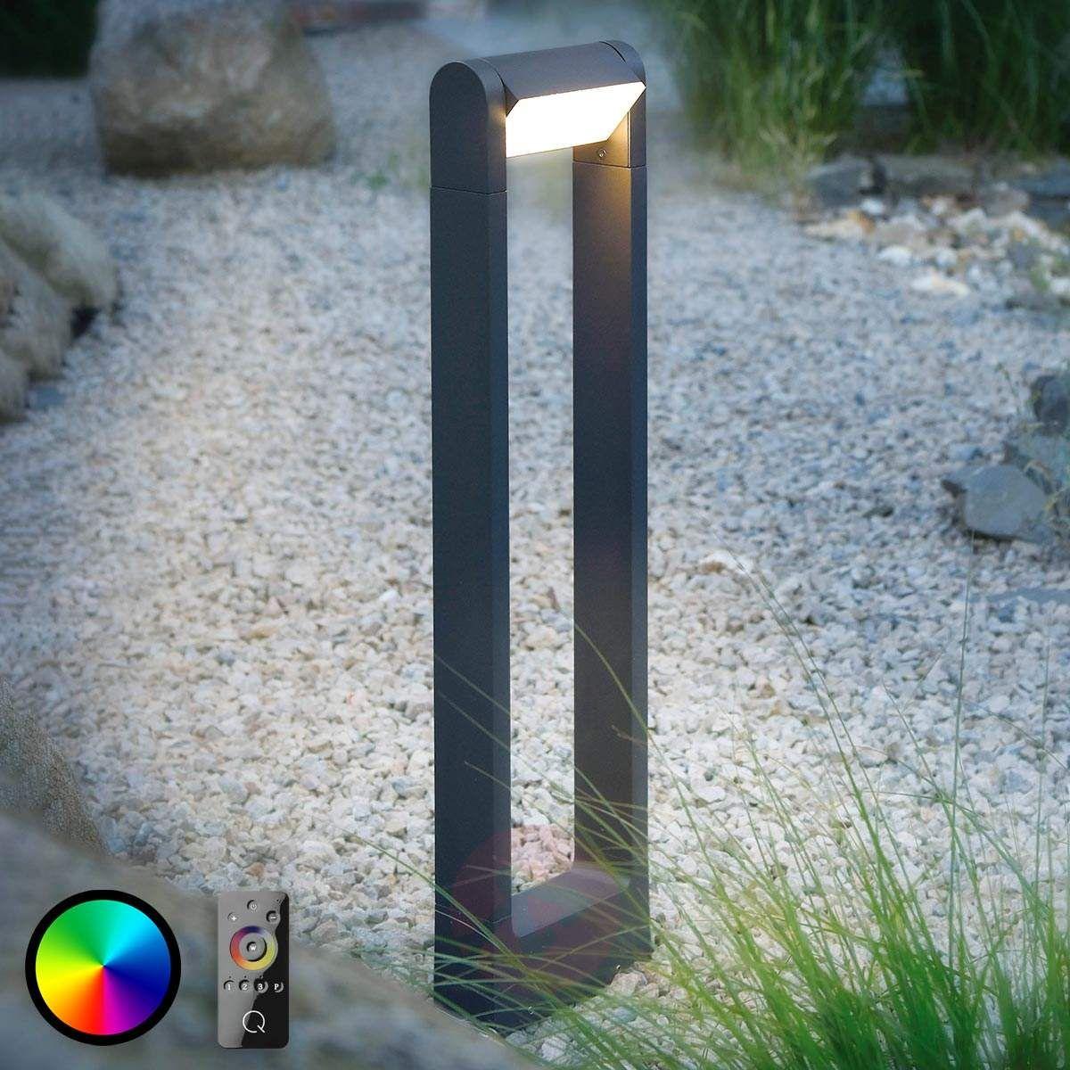 lampy solarne do ogrodu praktiker