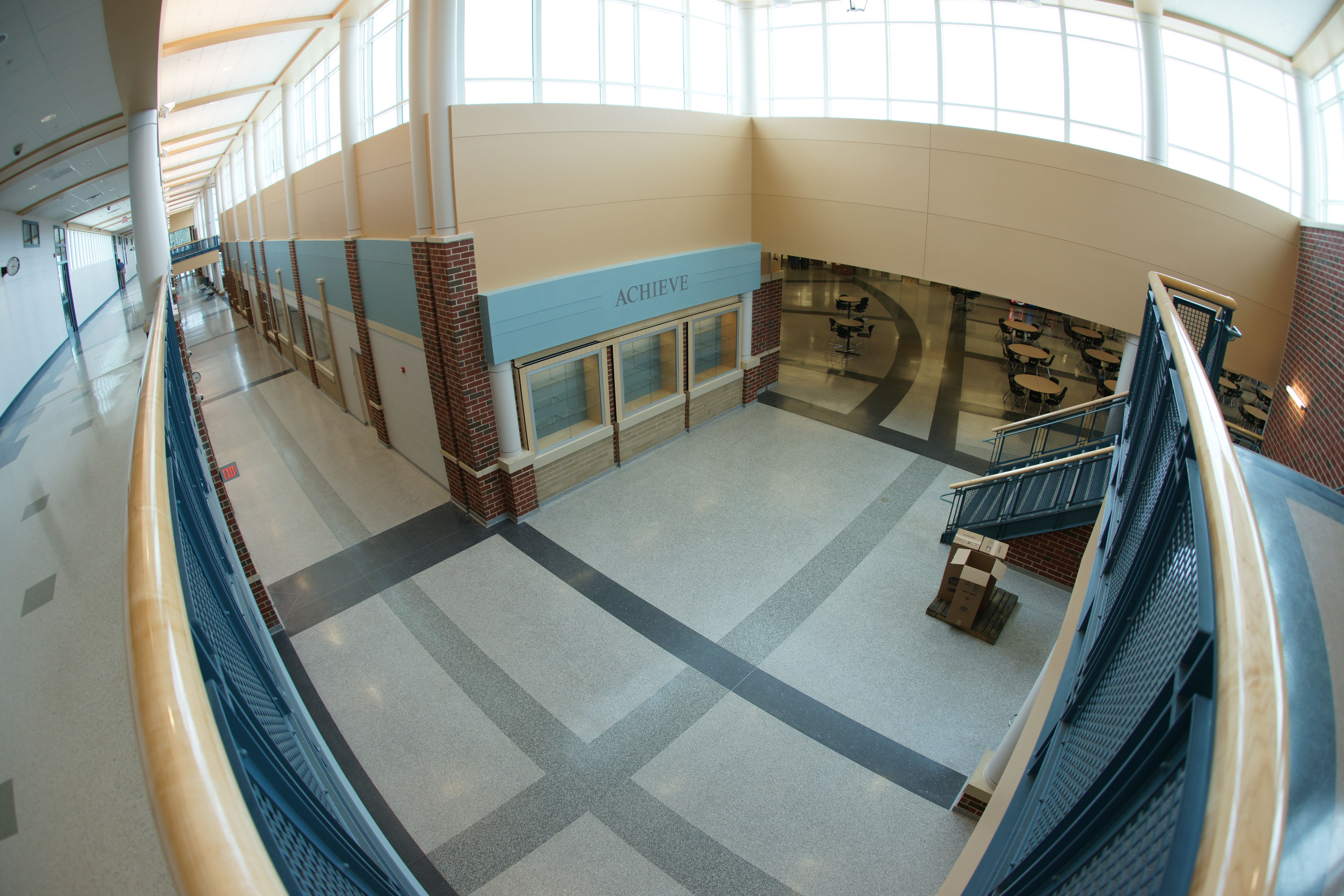 Terrazzo Floors Design A Custom Terrazzo Flooring System