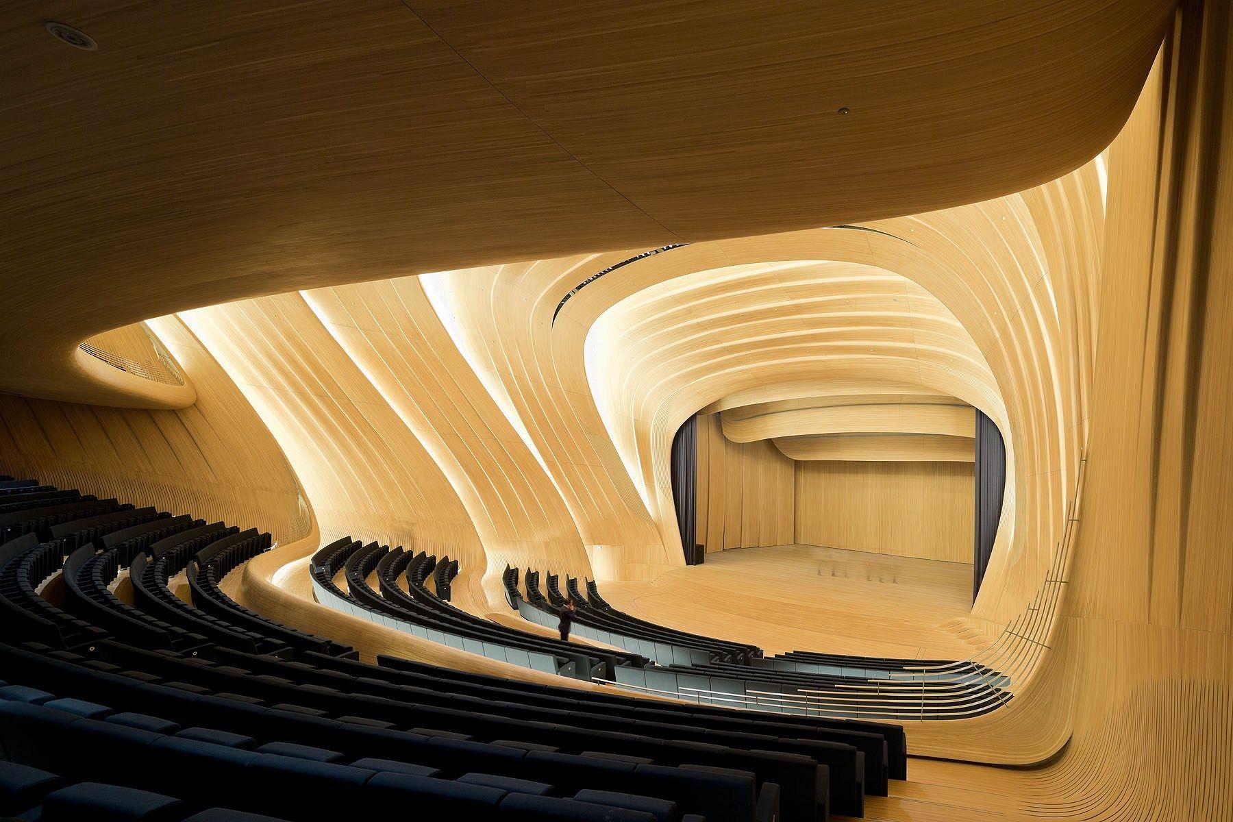 Heydar Aliyev Centre Baku Azerbaijan Zaha Hadid Architects Iwan Baan Zaha Hadid Architects Zaha Hadid Architect