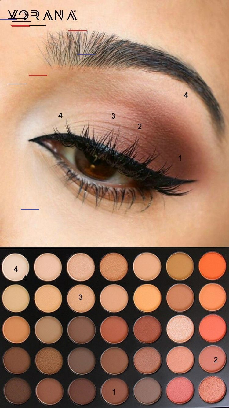 Photo of Make-ups with which your look shines more than the Christmas tree make-ups with …