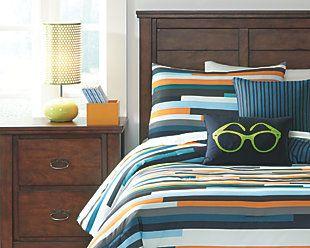 Seventy 5-Piece Twin Comforter Set