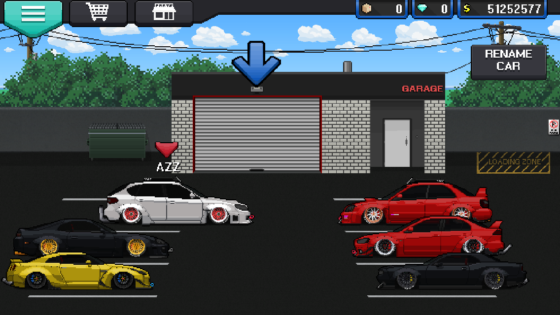 pixel car racer hack no human verification ios