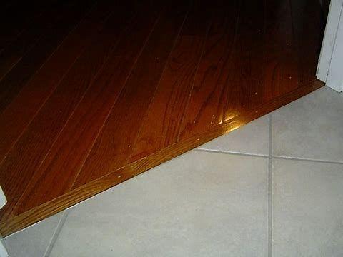 Image Result For Transition Hardwood Tile Floors Flooring