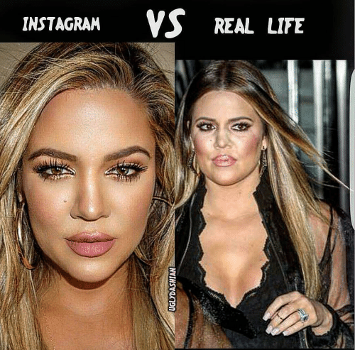 15 Pictures Illustrating Instagram Vs. Real Life slydor
