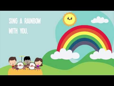 Amazing I Can Sing A Rainbow Song We Did This Song For Our Spring Program But I
