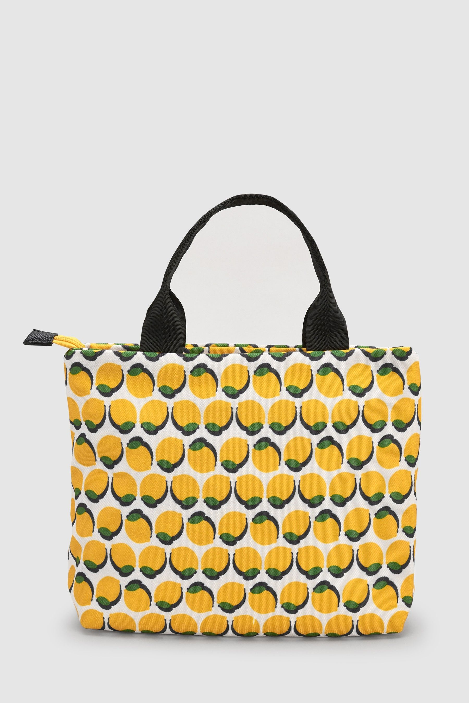 99550a9a12 Womens Next Yellow Lemon Print Lunch Bag - Yellow in 2019 | Products ...