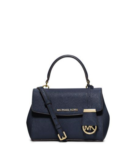 MICHAEL Michael Kors Ava Extra Small Saffiano Leather
