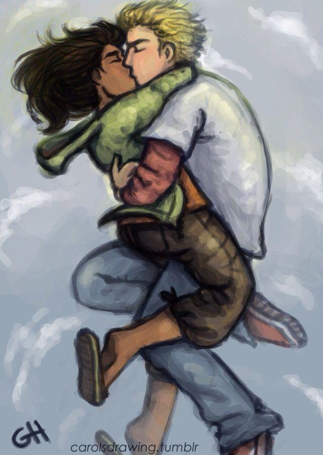 I Love Flying Jasper Kisses Herois Do Olimpo Acampamento Meio