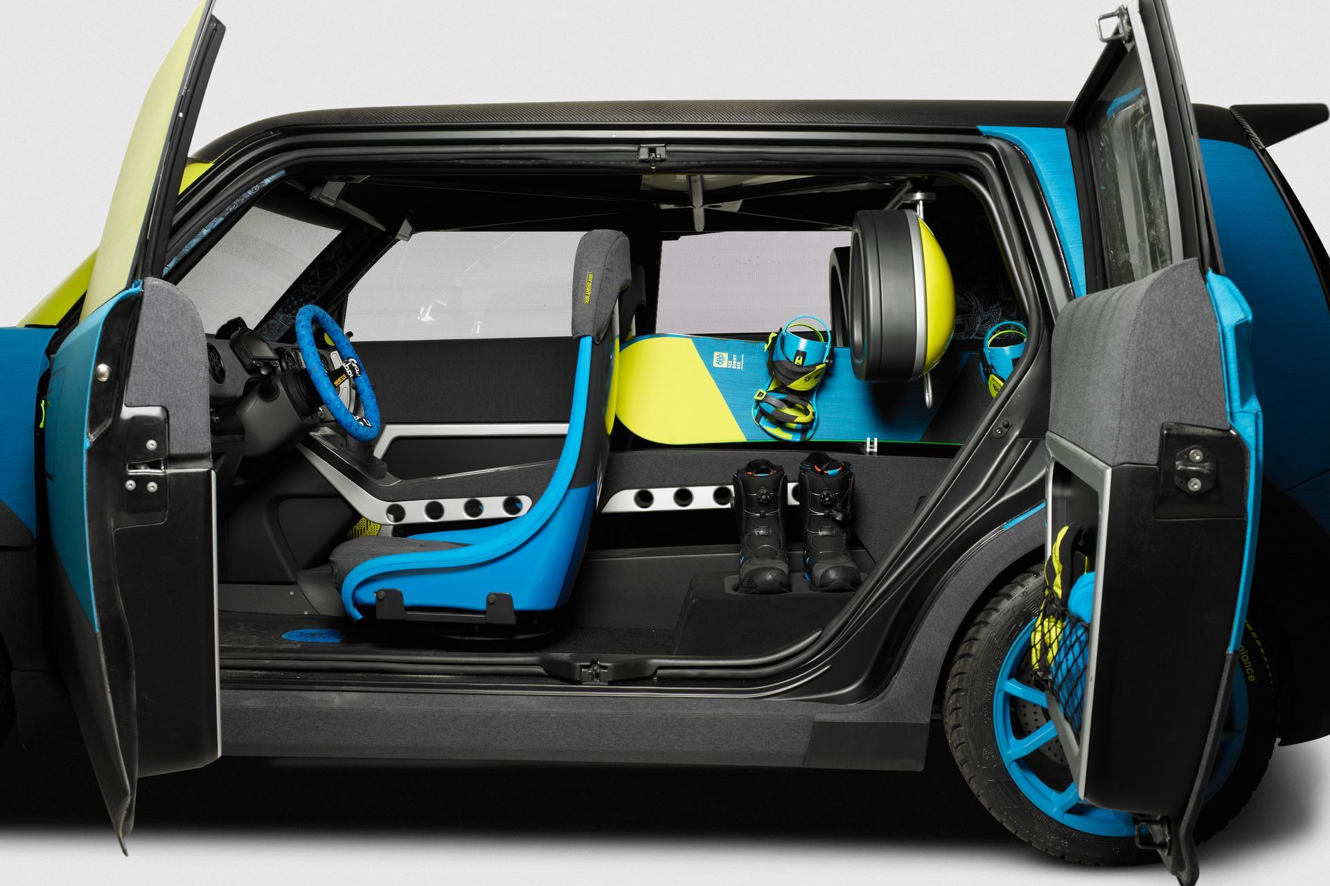 Kind of digging this modified scion xb