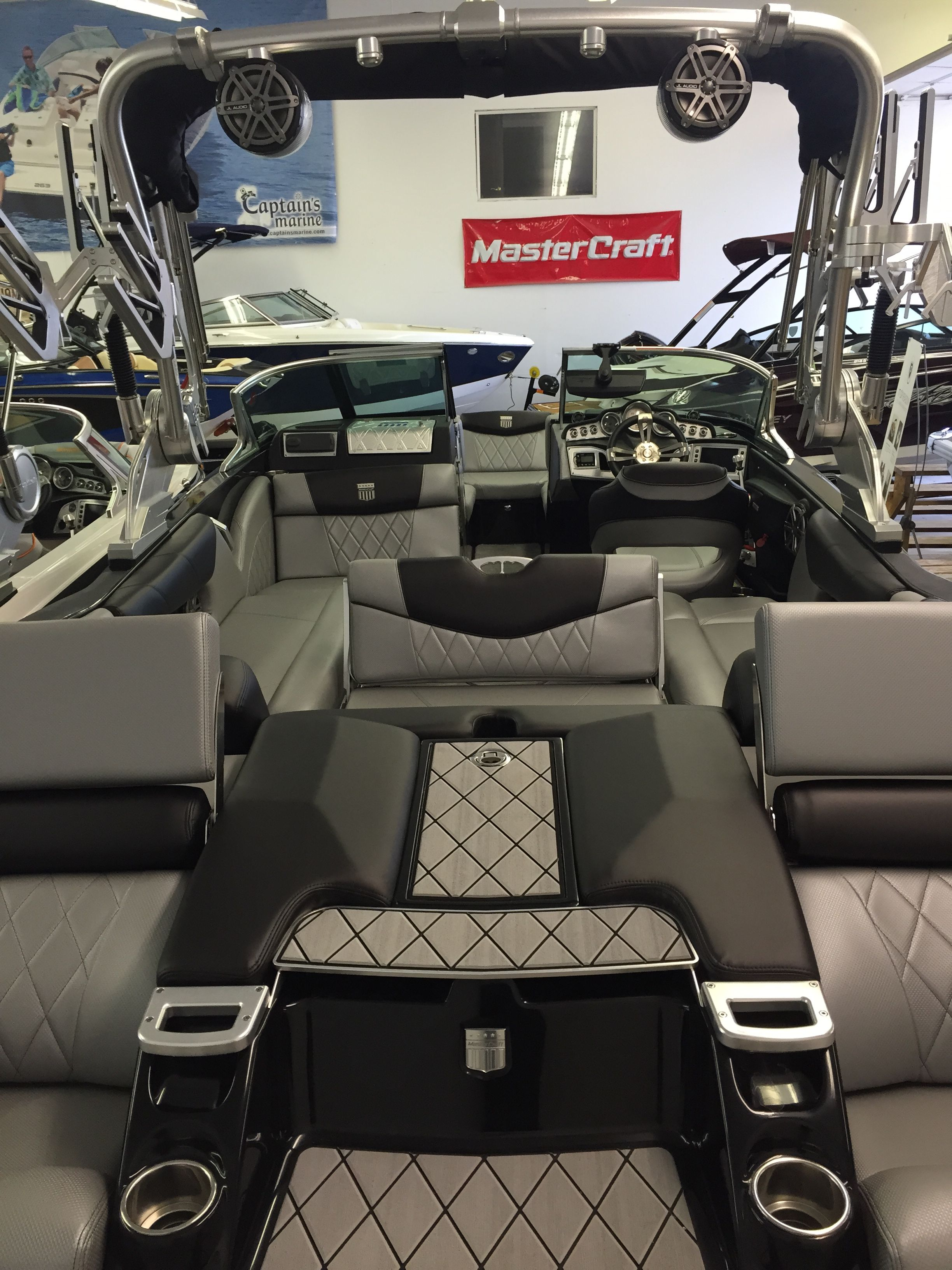 2015 mastercraft x23 interior view vroom vroom pinterest