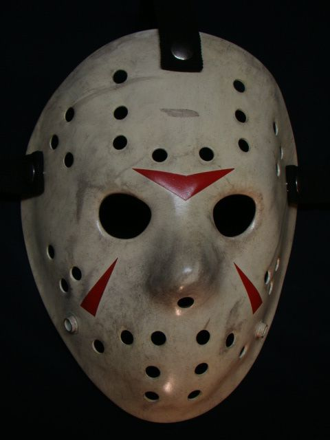Hockey Mask Halloween Masks Horror Jason Voorhees Costume