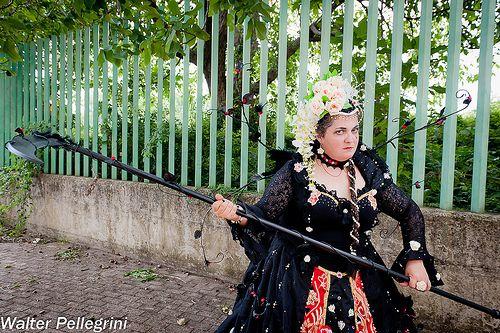 Kingdom Cosplay II  Cosplayer: Tiziana Schirato Photographer: Walter Pellegrini