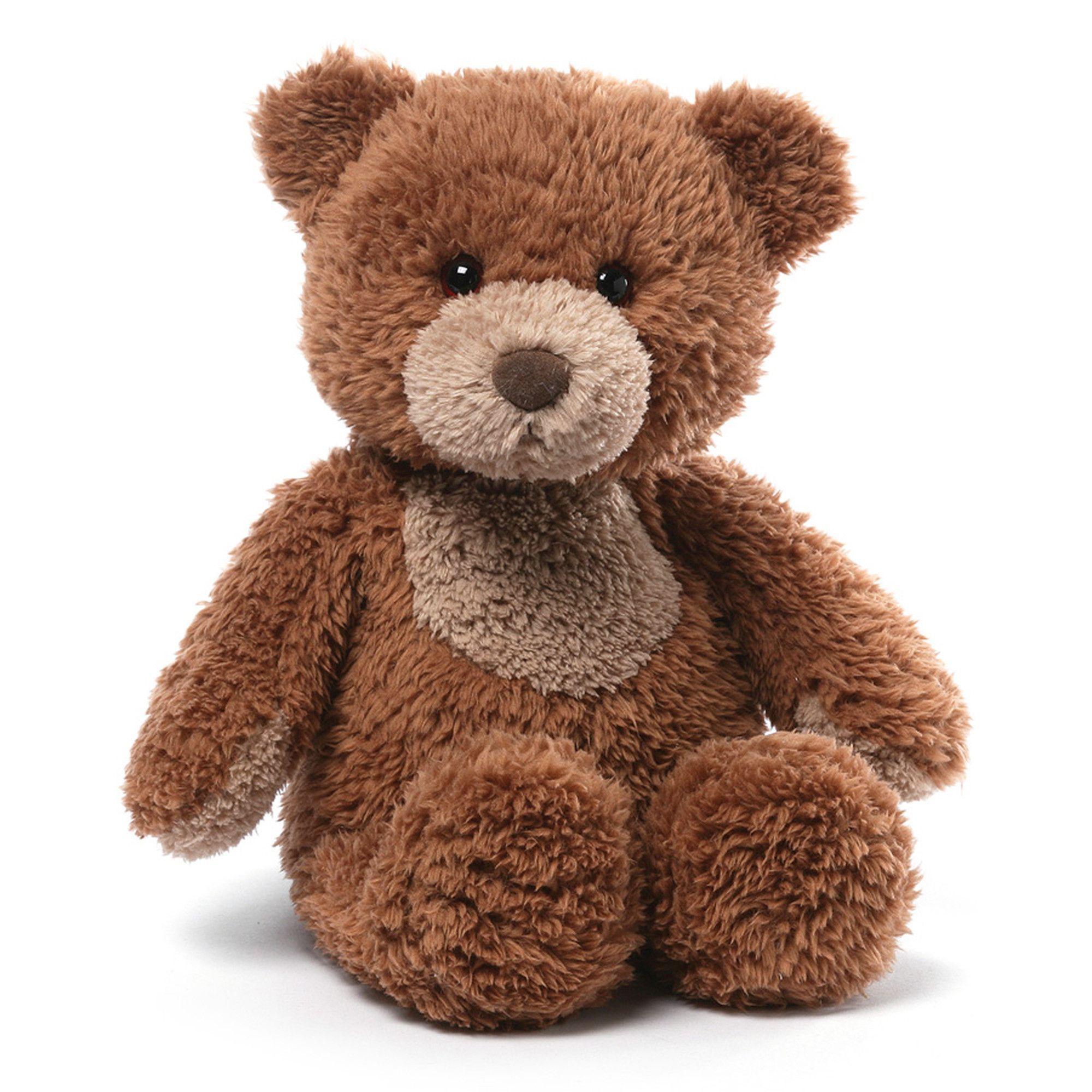 Gund Lil Bear 12 5 Bear Stuffed Animal Teddy Bear Stuffed Animal Monkey Stuffed Animal [ 2000 x 2000 Pixel ]