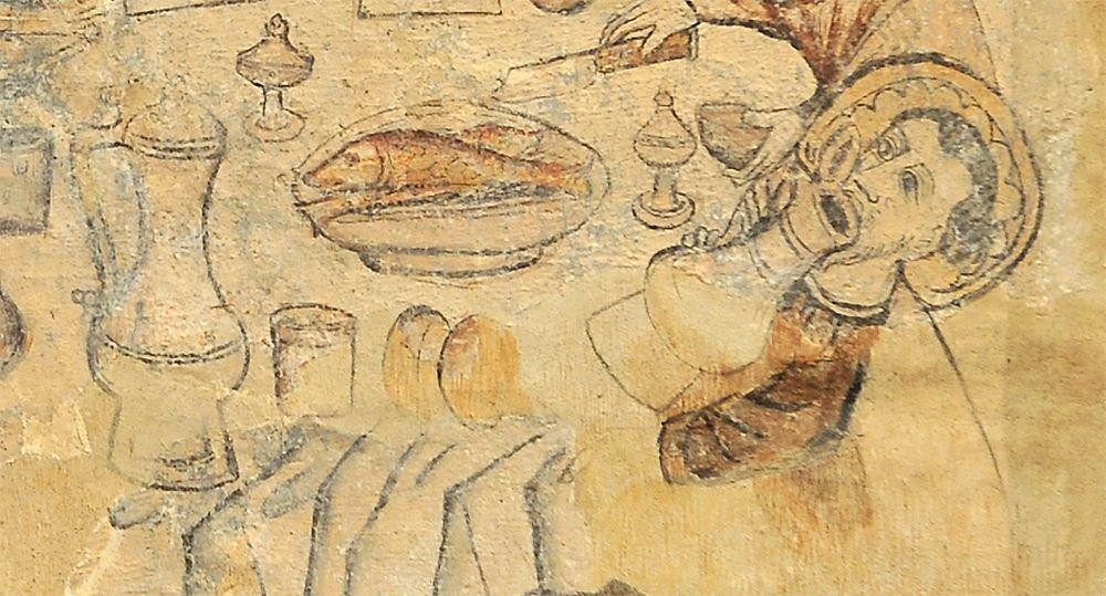 A última cea de Pombeiro: unha fotografía dos usos gastronómicos da Galicia do século XV