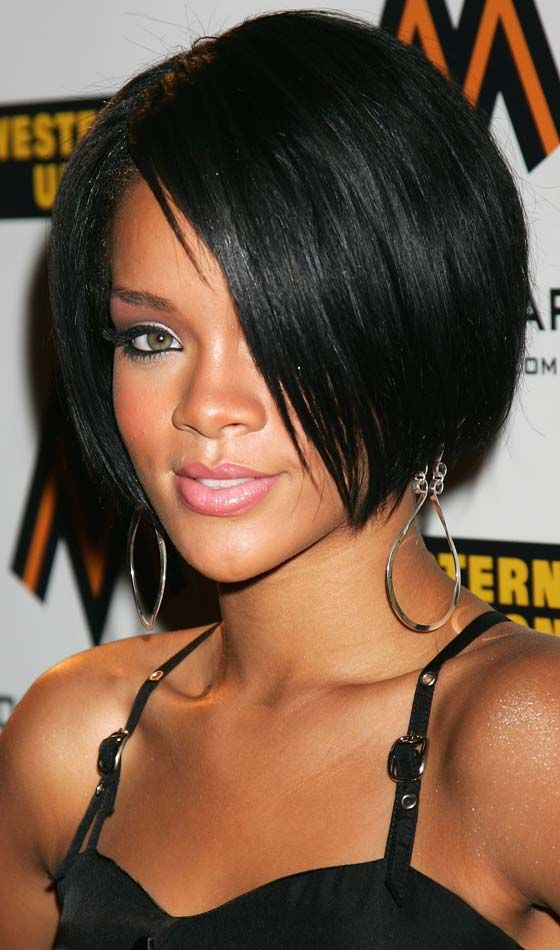 Rihanna Hairstyles Extraordinary 50 Best Rihanna Hairstyles  Bob Hairstyle Rihanna And Bobs