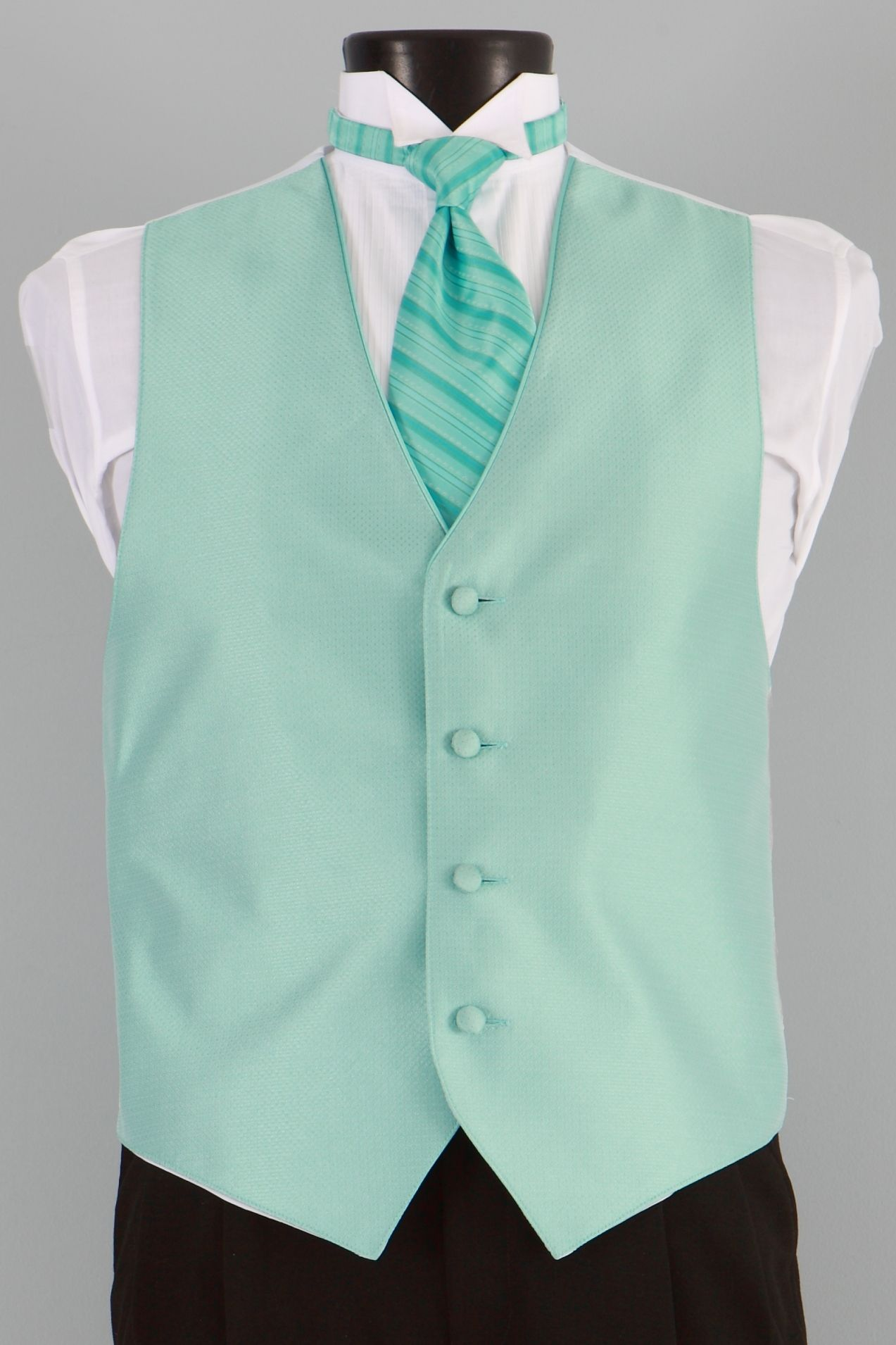 Dunhill Tuxedos Jean Yves Sterling Tiffany Blue Vest 6026 Blues