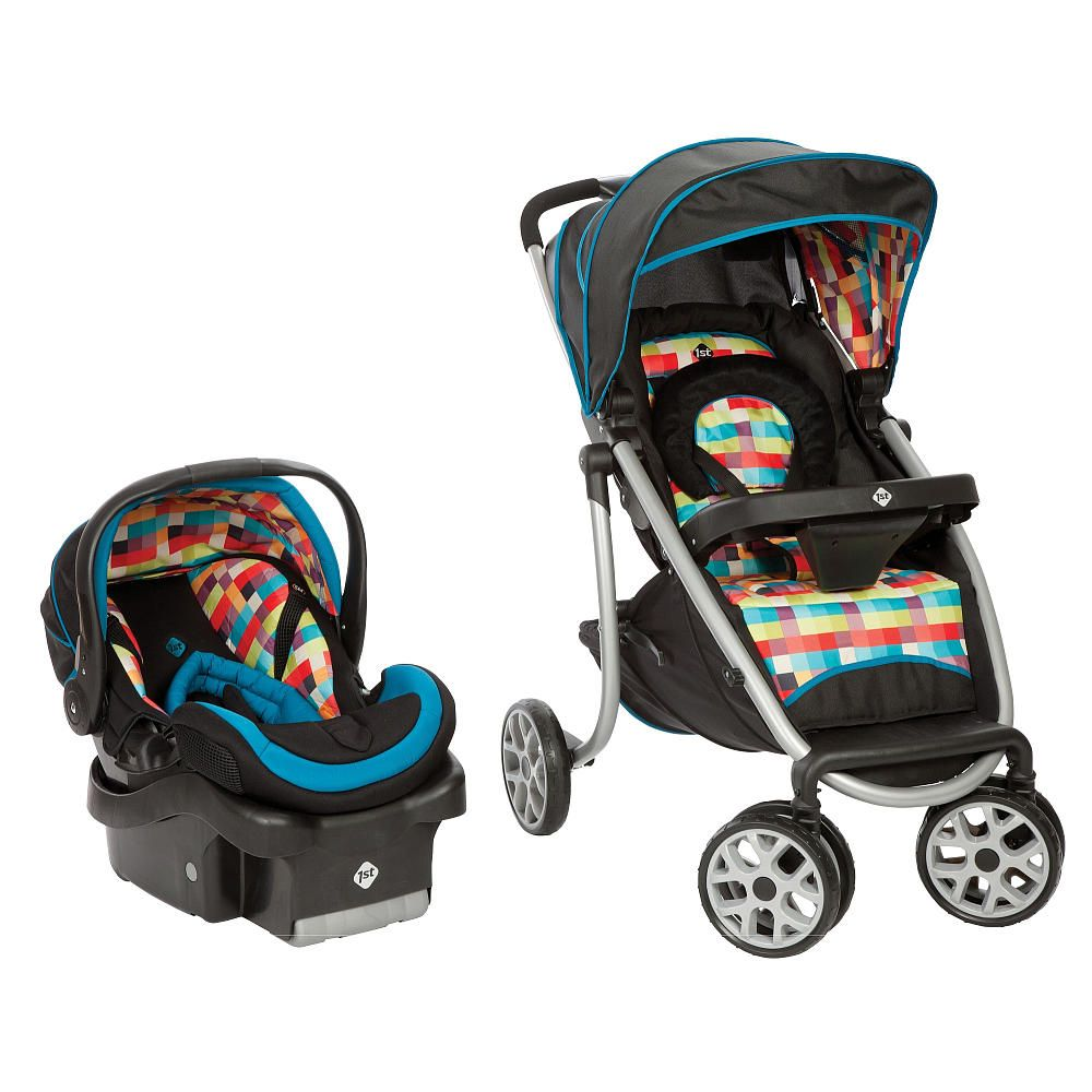 Safety 1st Sleek Ride LX Travel System Stroller - Check it Out ...