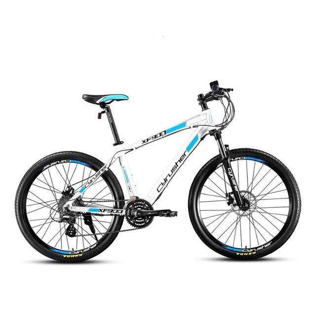 Cyrusher XF900 Smart Electric Mountain Bike 17x26 Inch Aluminium ...