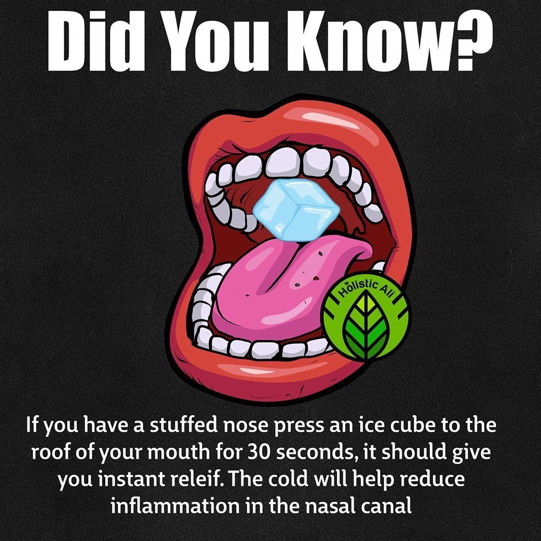 #didyouknow #health #care #doctor #nose #running #sports #fitness #gym #fashion #art #home #photogra...
