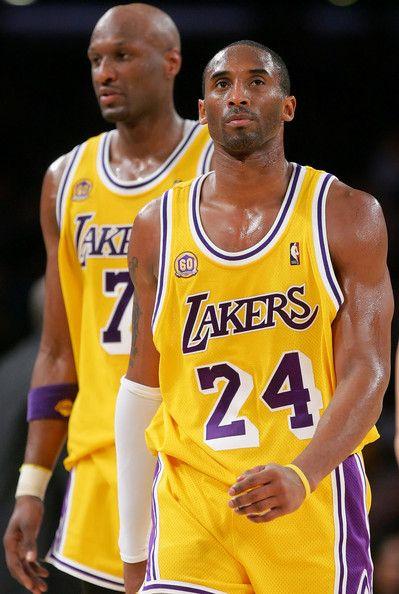 Nba Hardwood Classics 2007 08 Kobe Bryant Lamar Odom Los Angeles Lakers Kobe Bryant Kobe Bryant Pictures Kobe Bryant Poster