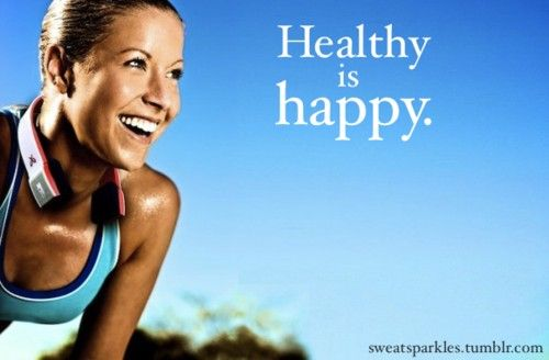 So true! You feel great about your self and health wise.