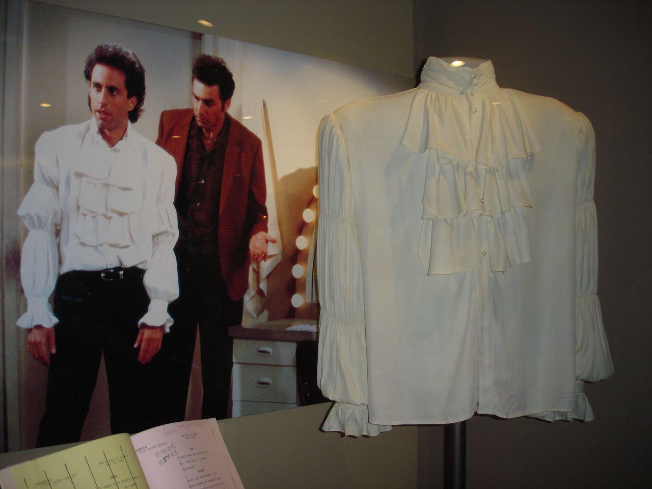 426ec4d7e1 Puffy Shirt 2006 - Blouse - Wikipedia