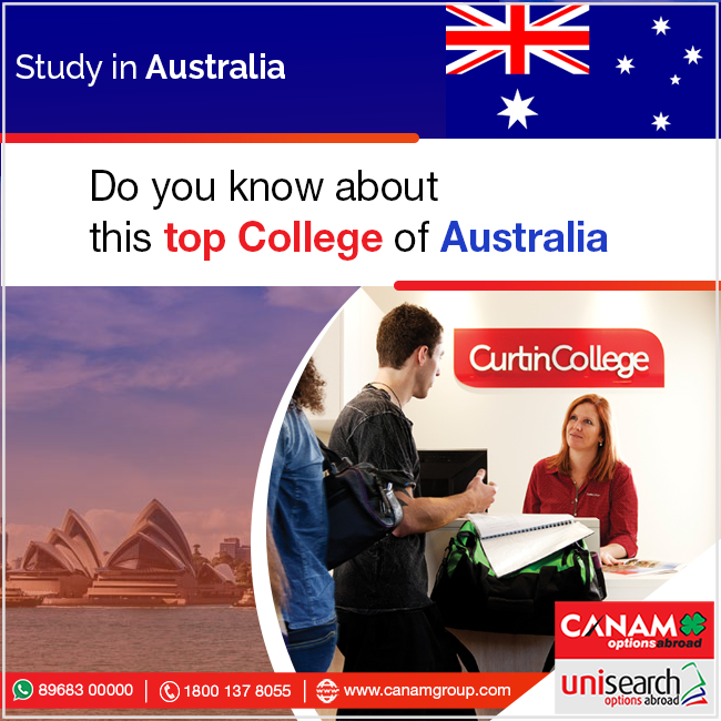 Study In Australia Curtin University College Top Colleges