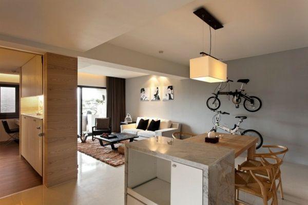 Modern Wohnen Dekoration : Moderne minimalistische deko ideen stilvolle ausstattung sala