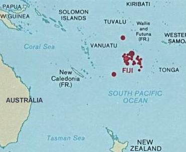 fiji first then new zealand need a perfect cruise