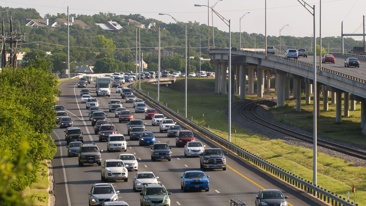Even An 85 MPH Highway Can't Fix Austin's Traffic Tangle