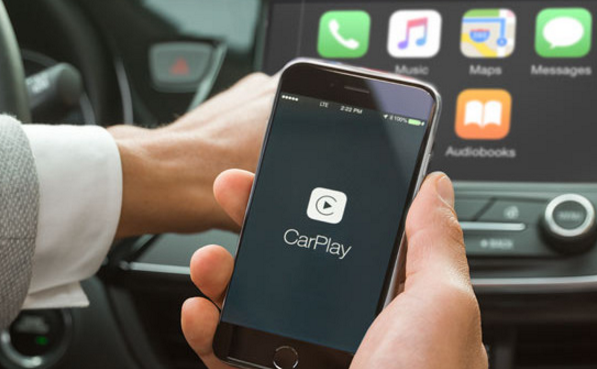 With Apple Carplay And Android Auto You Ll Have Access To All Your