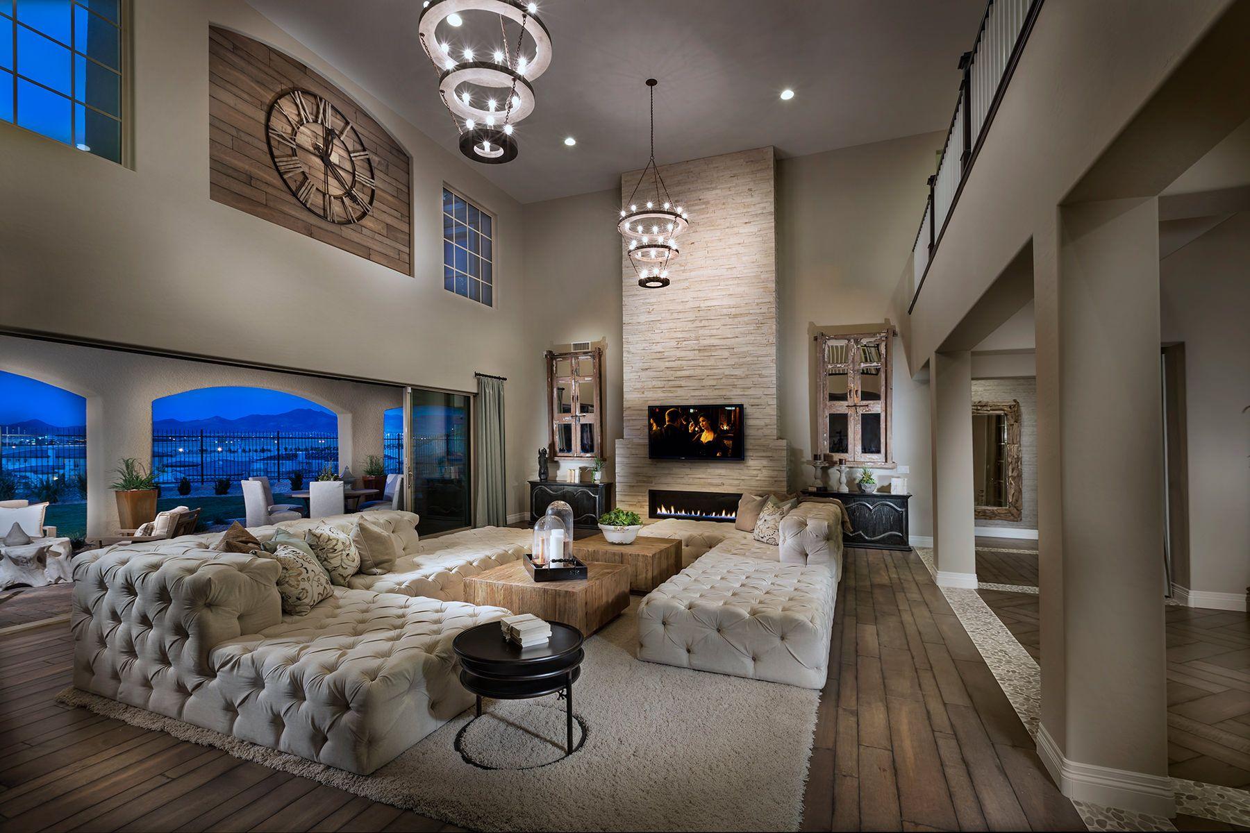 Ambrosia interior design home design - Lennar homes interior paint colors ...