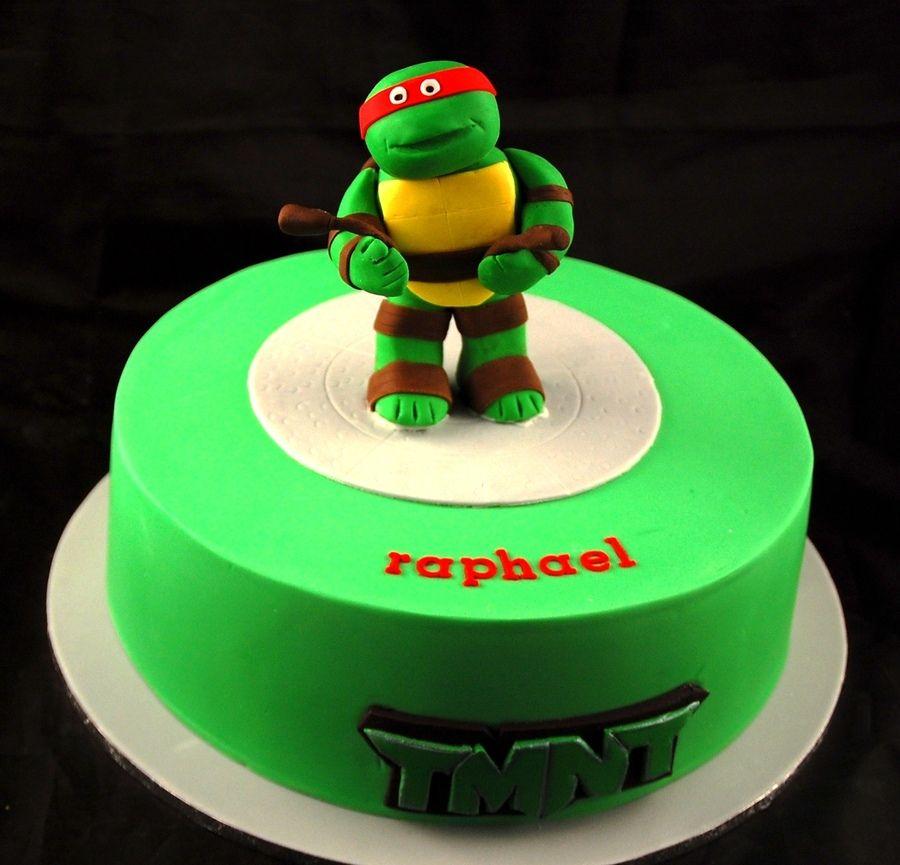 Tutorial Mutant Ninja Turtle Fondant Tmnt Teenage Mutant Ninja Turtles Cake Children S Bir Teenage Mutant Ninja Turtle Cake Turtle Cake Ninja Turtle Cake
