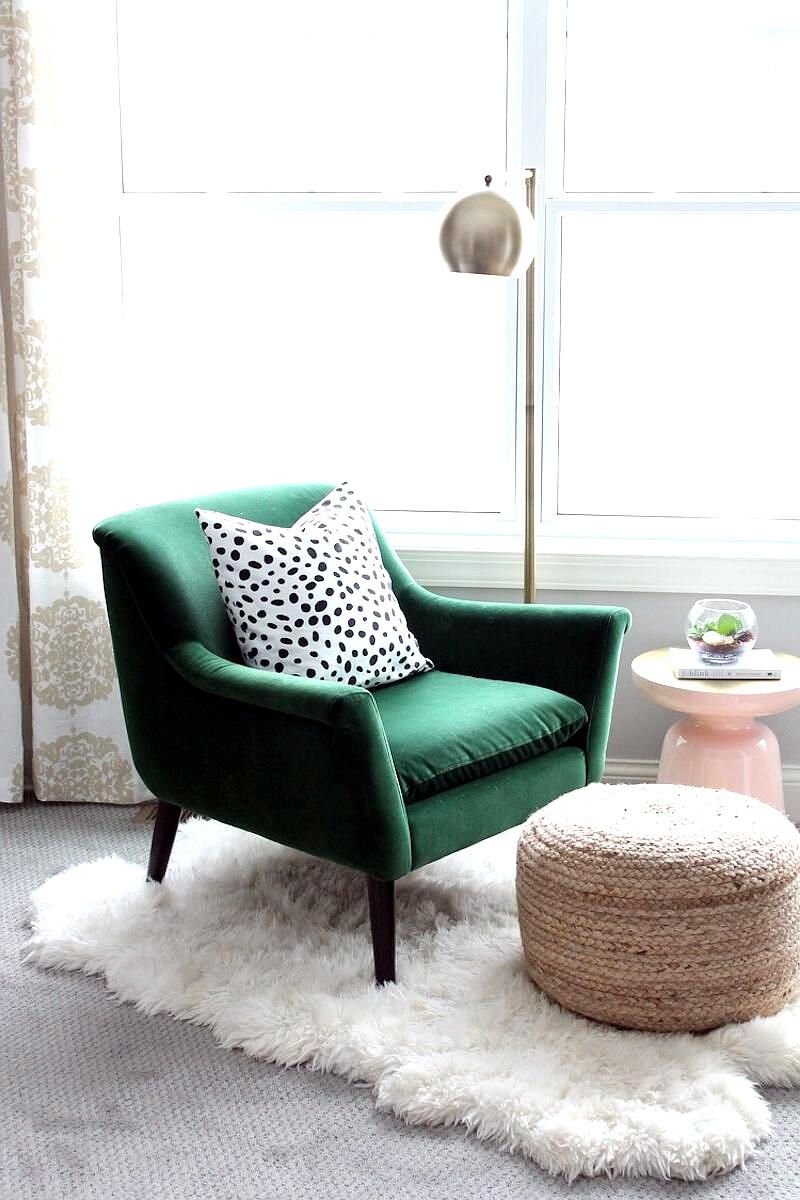 Reading Nook Cozy Dreams Small Chair For Bedroom Small Apartment Living Apartment Living Room