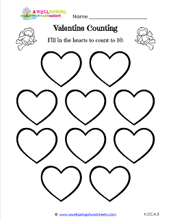 holiday worksheets valentine 39 s day kindergarten math kindergarten worksheets worksheets. Black Bedroom Furniture Sets. Home Design Ideas