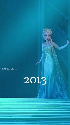 Frozen bestaad nu al 7 jaar lang 😮