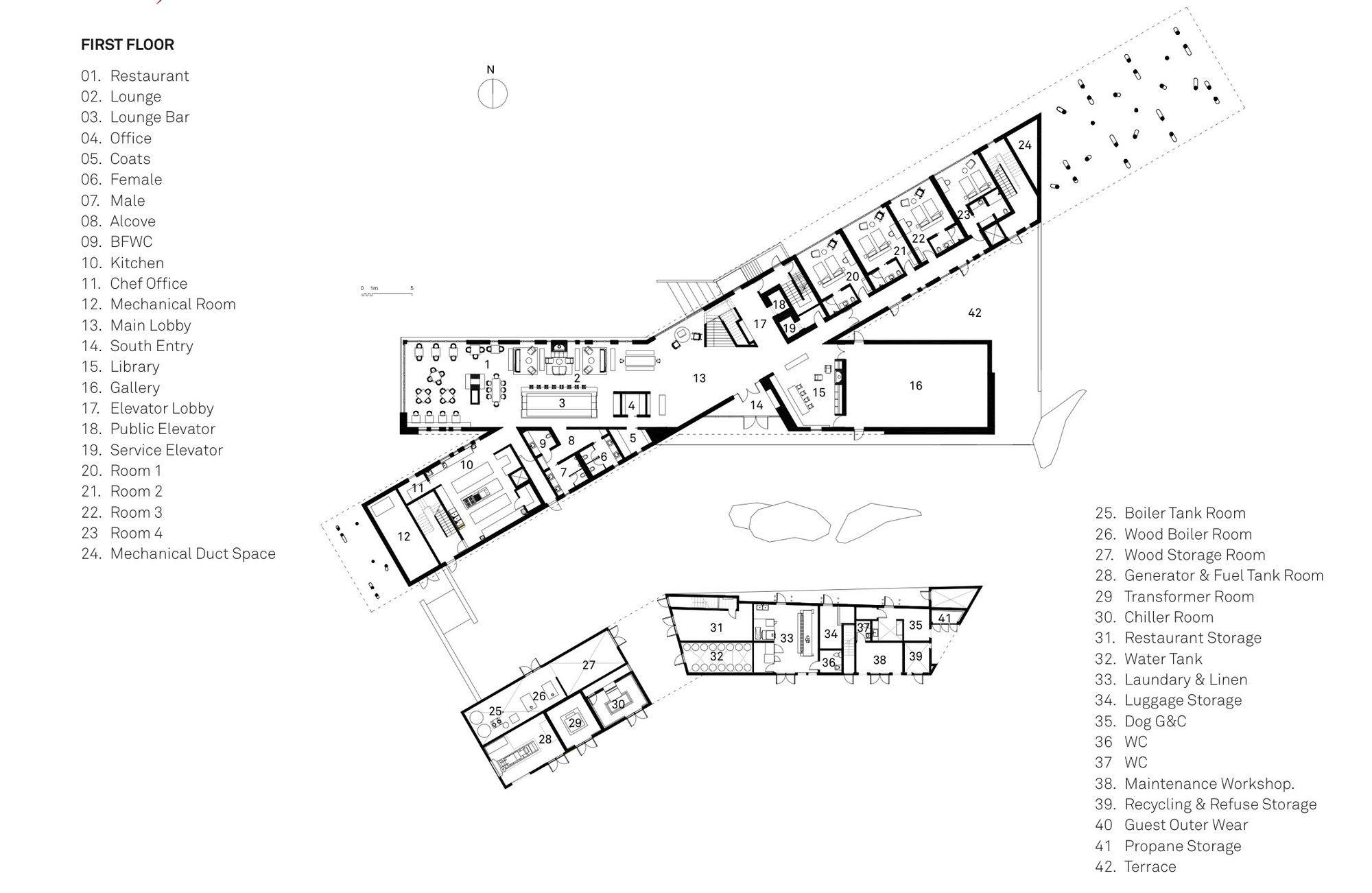 Gallery Of Fogo Island Inn Saunders Architecture
