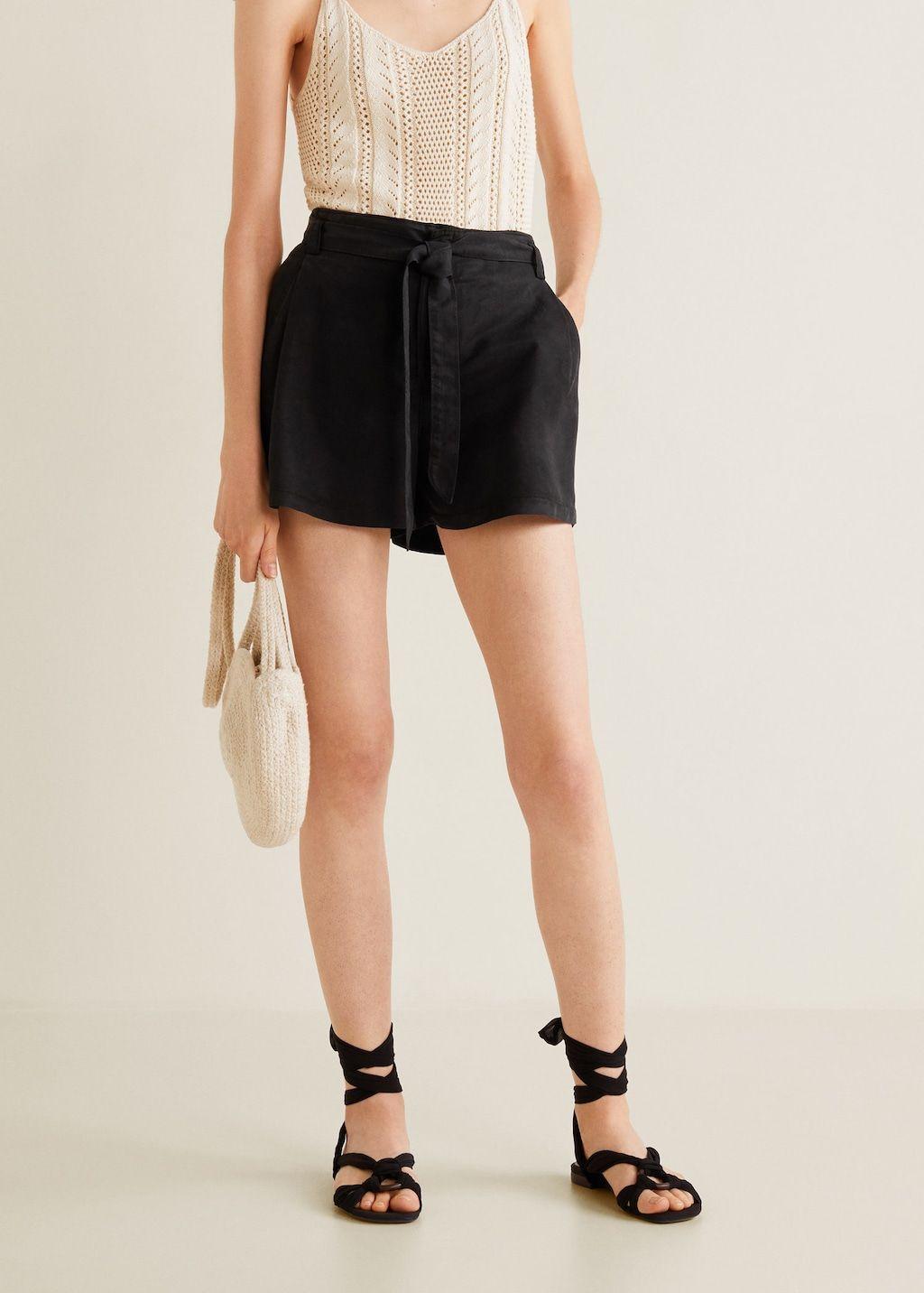 Stoffen Korte Broek Dames.Soft Shorts Dames Korte Broek Korte Broek Broeken